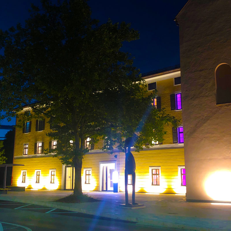Veranstaltungen Traunstein Kulturforum Klosterkirche
